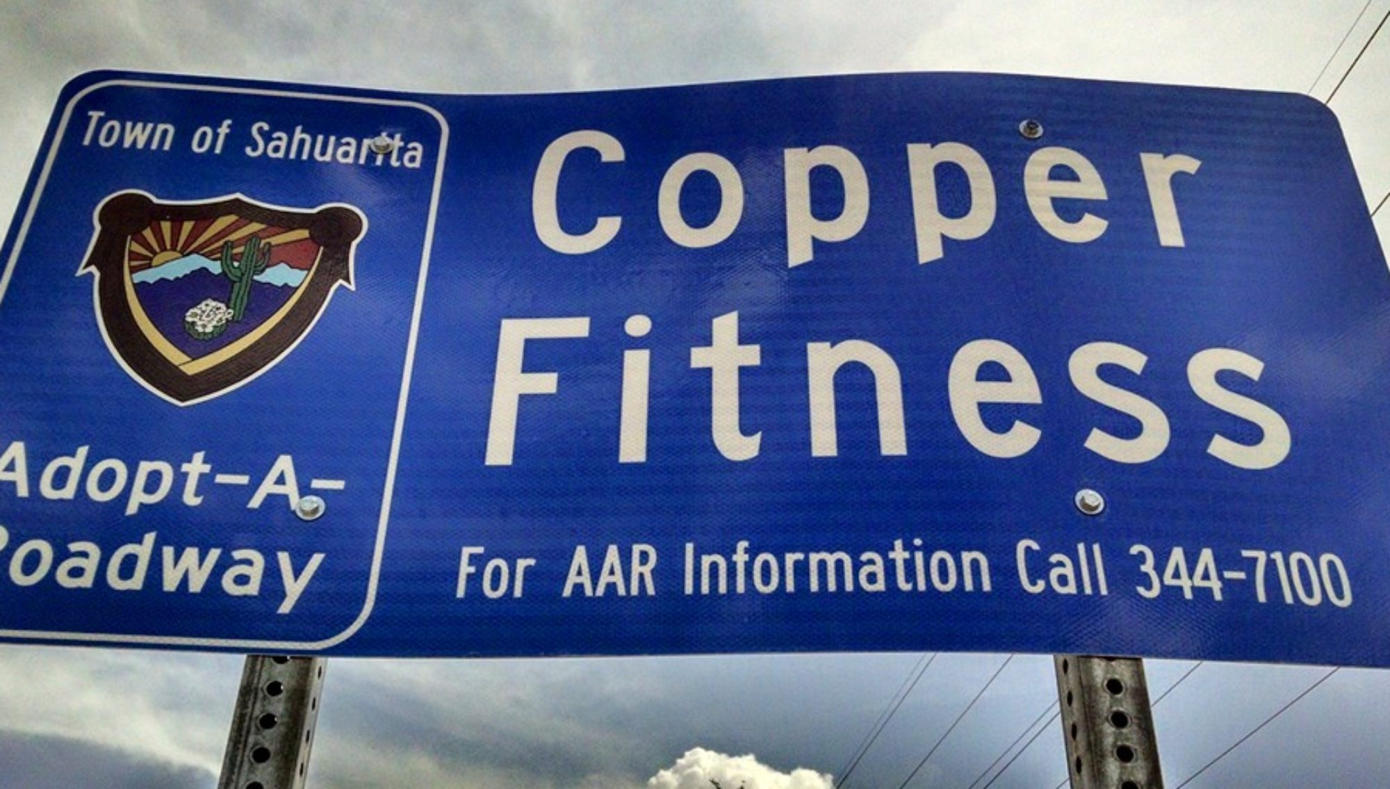 Copper Fitness